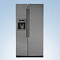 2 Door with Water Dispenser Refrigerator